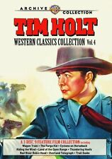 TIM HOLT WESTERN CLASSICS COLLECTION: VOL 4 (3PC) Region Free DVD - Sealed