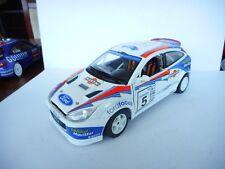 Burago Ford Focus WRC 2000 Martini 1:18 1/18 Model Rally Car cod.3328   Ohne Box
