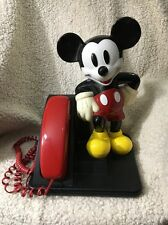 Vintage Disney Mickey Mouse AT&T Corded Touch Tone Telephone Phone