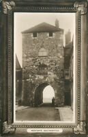 Postcard Hampshire Southampton westgate Real Photo unposted