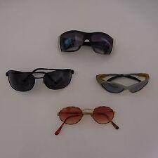 4 paires de lunettes vintage BOURJOIS Paris Décathlon sans marque