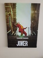 "Joker 2019 Movie Stretched  Canvas Art Film Print  Joaquin Phoenix  20"" x 14"""