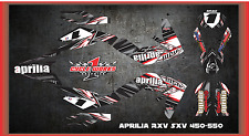 Aprilia RXV SXV 450-550 SEMI CUSTOM GRAPHICS KIT Detox2