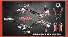 Aprilia RXV SXV 450-550 SEMI CUSTOM GRAPHICS KIT Detox2