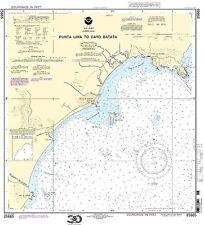 NOAA Chart Punta Lima to Cayo Batata 11th Edition 25665