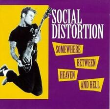 Somewhere Between Heaven & Hell by Social Distortion (Cassette)