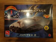 """Amt """"Lost In Space Jupiter 2"""" Plastic Model Kit"""