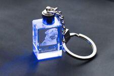 Bullmastiff, Dog Crystal Keyring, Keychain, High Quality, Crystal Animals CA