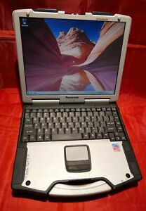 ▲Panasonic Toughbook CF-29 - 1.20GHz - 80GB HDD - Touchscreen - Windows 7 Pro▲