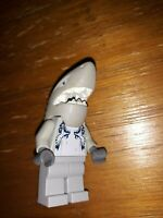 LEGO minifigure atlantis shark warrior