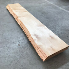 Wandboard Birke Massiv Holz Board Regal Steckboard Regalbrett Baumkante NEU !!!