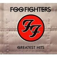 "FOO FIGHTERS ""GREATEST HITS"" CD+DVD NEU"