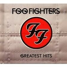 "Foo Fighters ""GREATEST HITS"" CD + DVD NUOVO"