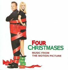 Four Christmases by Various Artists (CD, Oct-2009, New Line Records)