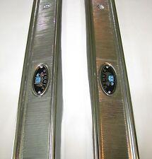 1966-1970 Olds Toronado & Buick Riviera 2 Door Hardtop Door Sill Plates 1 Pair