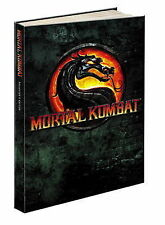 NEW Mortal Kombat Kollector's Edition: Prima Offical Game Guide by Jason Wilson