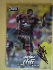 Fanendo Adi Topps Stadium Club #14 Autographed MLS Soccer Card Portland Timbers