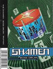 The Shamen Boss Drum CASSETTE ALBUM Techno House Experimental