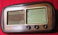 Radio TELEFUNKEN modello T83 Anno: 1951/1952 Valvole 6
