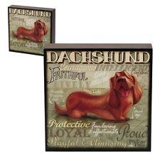 My Pedigree Pals 8203 Dog Picture Wall Art Dachshund