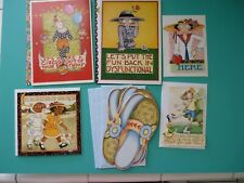 Mary Engelbreit Greeting Cards Mixed Lot of (8)