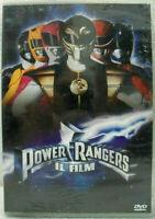 """Power Rangers il film"""" DVD NUOVO SIGILLATO"""