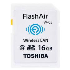 Cartes mémoire Toshiba pour appareil photo et caméscope SDHC