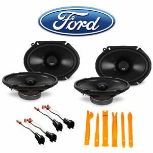 Ford F-150 Heritage 2004-2004 OEM Speaker Upgrade NVX (2) NSP68 Speaker Kit