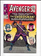 THE AVENGERS #19 ==> VF 1ST SWORDSMAN MARVEL COMICS 1965