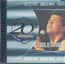 Carlos Vives: [Made in USA 1999] Anniversary 1979-1999 [Compilation]       CD