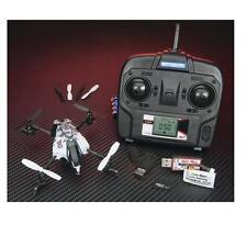 Heli-max [HMX] 1SQ V-Cam Quadcopter RTF HMXE0836 videocamera radio batteria