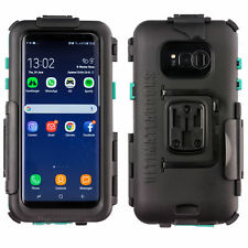 Ultimateaddons Motorcycle Tough Waterproof Case for Samsung Galaxy S8 S8 + Plus