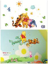Winnie the Pooh Tigger Wall Sticker Decal Home Living Nursery Decor