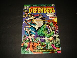 The Defenders #29, (1975, Marvel): Let My Planet Go!