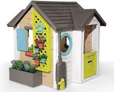 Smoby Casetta Garden House con Accessori per il giardinaggio