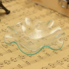 1x Glass Aroma Lamp Dish For Electric Fragrance Diffuser Lamp Oil Tart Warmers