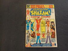 DC 100 Pg Super Spectacular Shazam #12 Jun '74 Bronze Age DC Comics  ID:55605