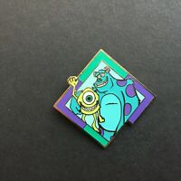 DLR Mike /& Sulley to the Rescue Sulley Mike and Boo Disney Pin 93667