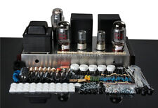 HiFi KT88 Valve Tube Amplifier Stereo Single-Ended Class A Power Amp DIY KIT