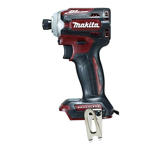 Makita 18V Impact Driver {TD172DZAR} Authentic Red Body Only TD172D From Japan