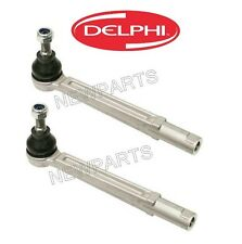 For Porsche 911 Set of Front Left & Right Outer Steering Tie Rod Assies Delphi