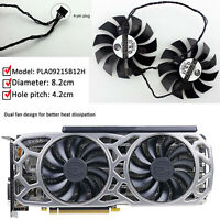 PLA09215B12H Graphics Card Dual Cooling Fan 4-pin for EVGA GTX 1080Ti SC2 GAMING