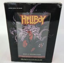 Mike Mignola's Hellboy Seed Of Destruction Book & Figure Boxed Set