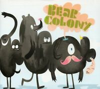 Bear Colony - The Bear Colony (2007 CD) Digipak (New & Sealed)