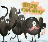 Bear Colony - The Bear Colony (2007 CD) Digipak (New & Sealed)