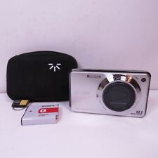 Sony Cyber shot DSC-W290 12.1MP Digital Camera No charger