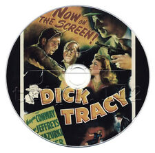 Dick Tracy: Detective (1945) Action, Crime, Film-Noir Movie on DVD