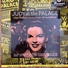 Brunswick LA 8725 Judy Garland Judy At The Palace 10″ LP