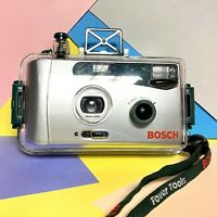 Promotional BOSCH 35mm Film Camera! Excellent Condition Point & Shoot! Lomo