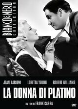 Platinum Blonde (1931) * Jean Harlow, Loretta Young * Region 2 (UK) DVD * New